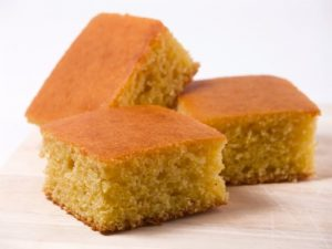 Gluten Free Cornbread made with GF Cornmeal