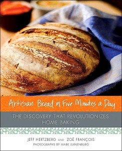 Arisan Bread in 5 Minutes a Day? Yep, you heard it right!