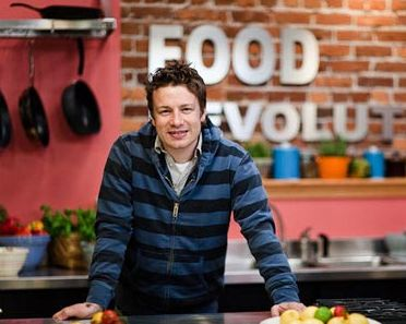 Jamie's Food Revolution airs Fridays on ABC.