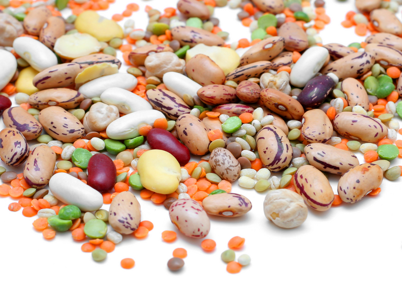 Dried beans are a great money-saver and allow you to keep track of how much salt is used.
