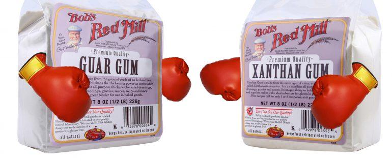 Xanthan Gum Recipes Guar Gum vs. Xanthan G...