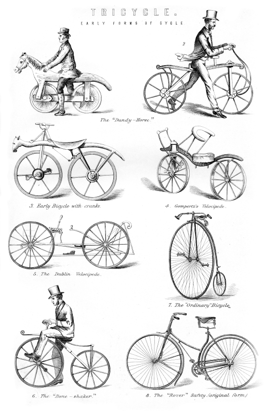 Unusual Bicycles