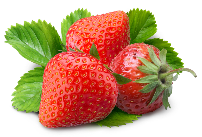 Strawberries are one of my very favorite things about summer.