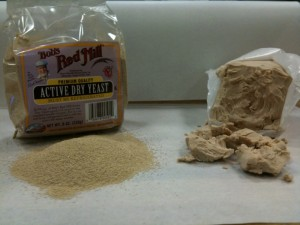 Active Dry and Compressed Yeast both have many characteristics to try out in your home bakery.