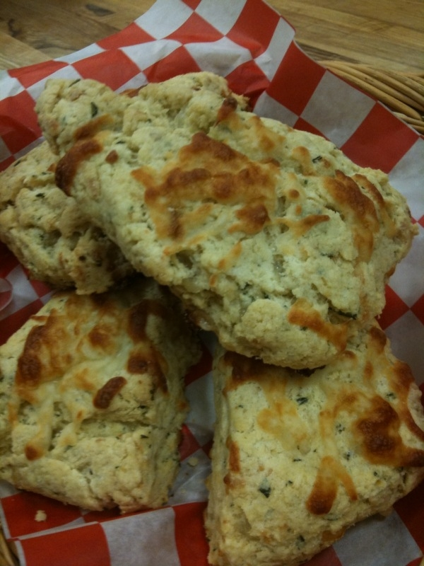 Gluten Free Herb and Cheese Biscuits - Bob's Red Mill Blog