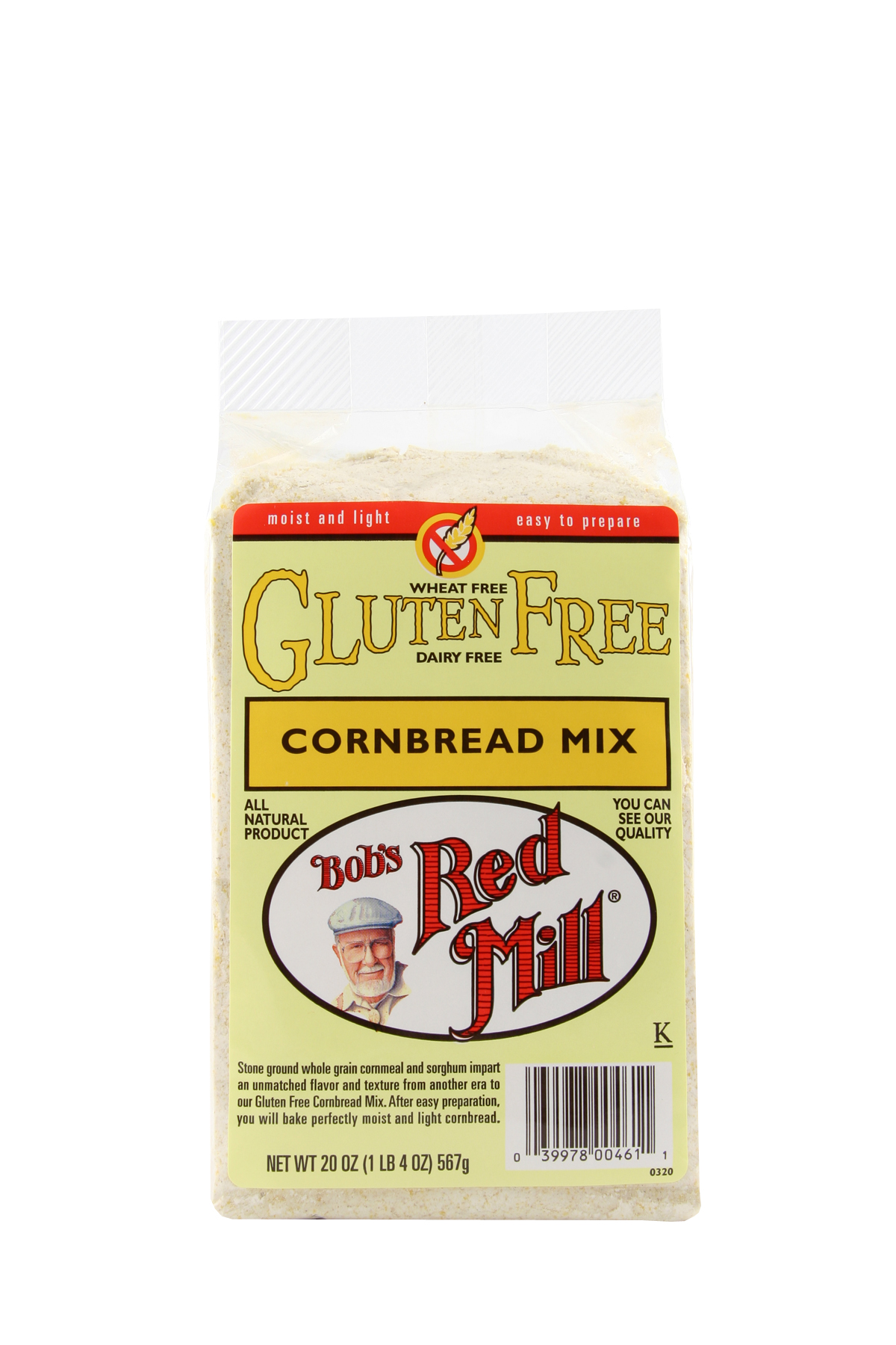 Our GF Cornbread Mix is incredibly versatile- try the recipe below for a real treat!