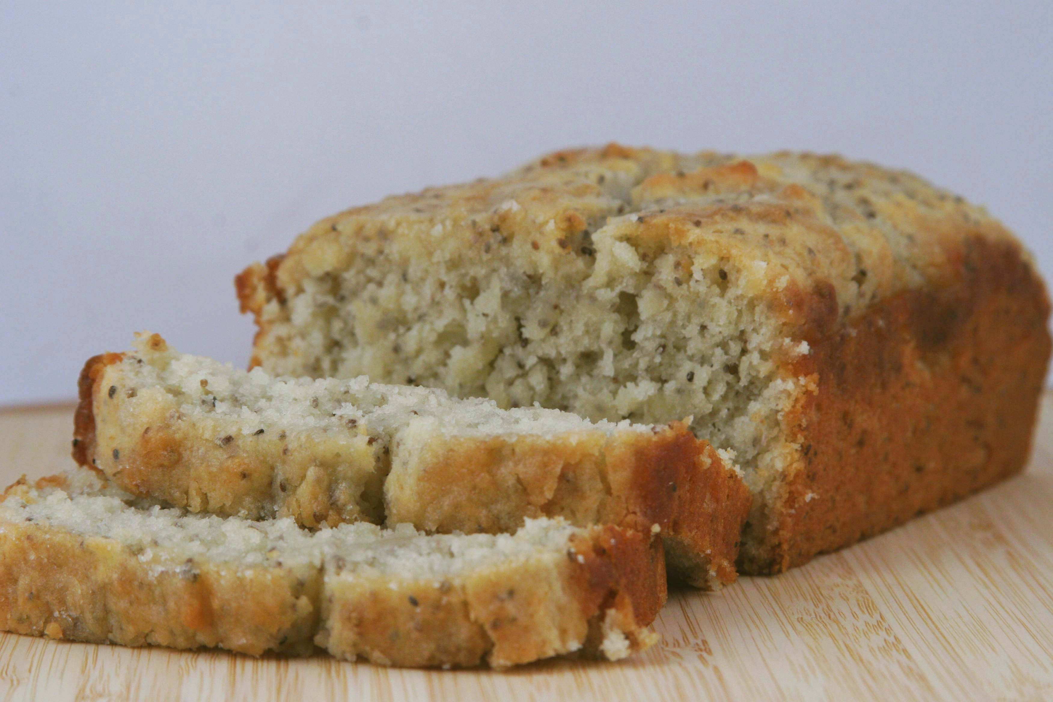 Lemon Chia Bread