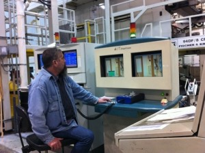 Cameras monitor for any shifting during the printing process to catch errors before they become bigger problems.