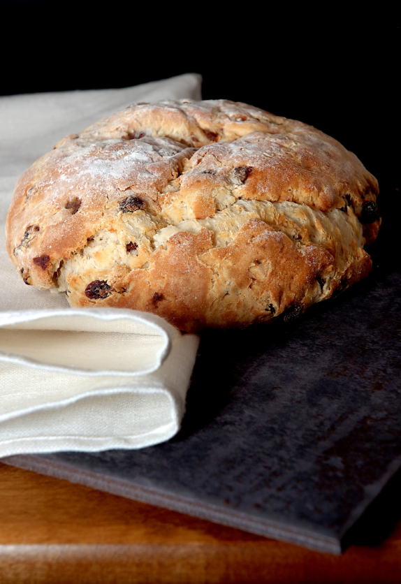Irish Soda Bread is the perfect accompaniment to a hot bowl of chicken ...