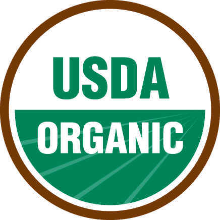 This logo for the National Organic Program is an easy way to spot organic products.