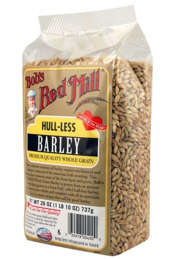 hullessbarley