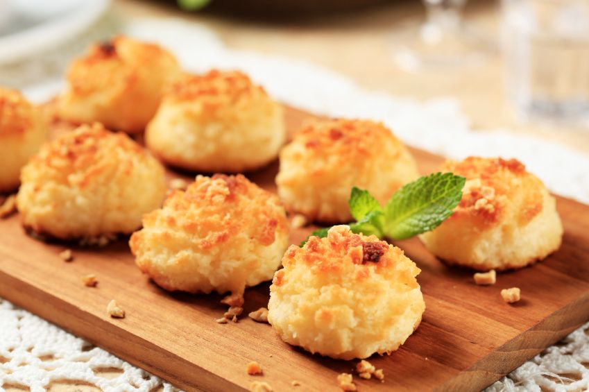 ... Scrumptious Coconut Macaroons - Bob's Red Mill Blog Bob's Red Mill