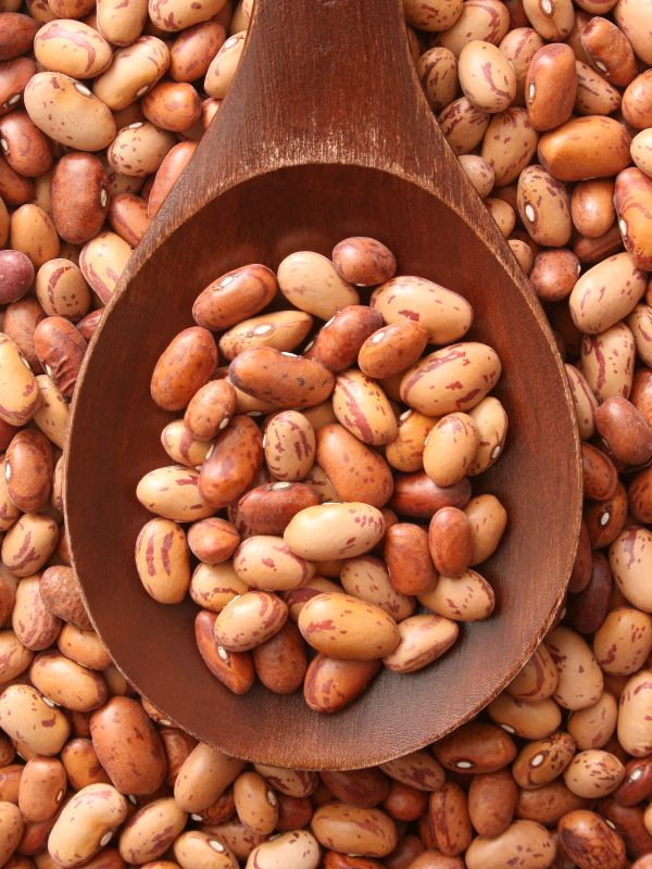 Pinto beans are wonderful when used for baked beans.