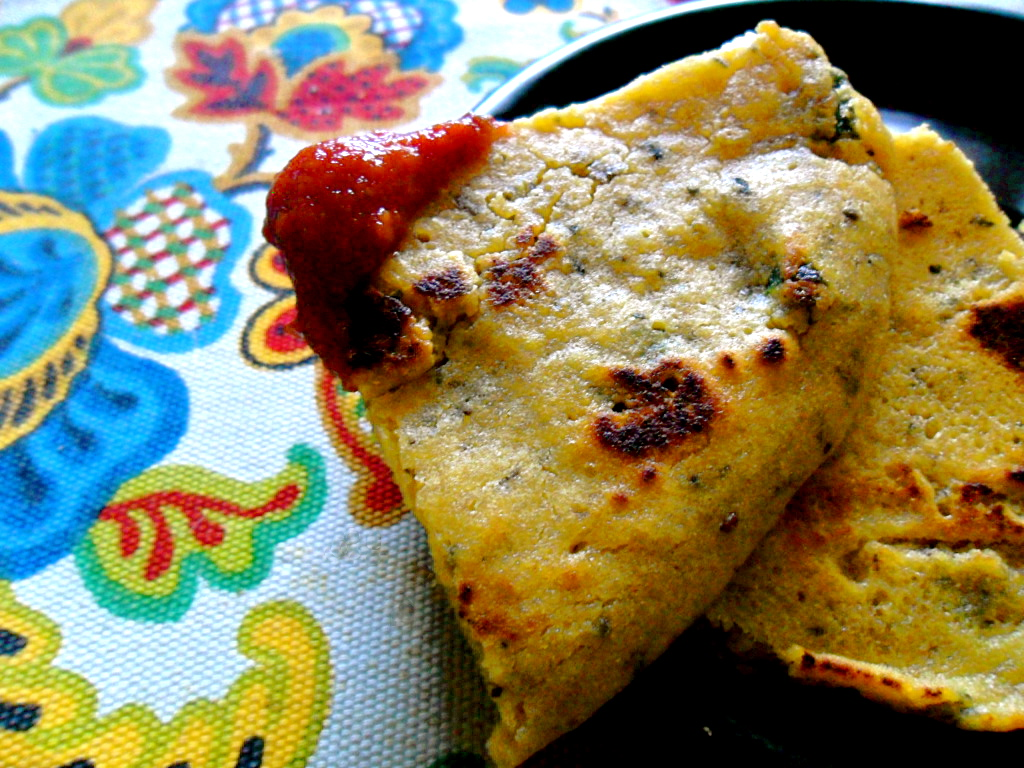... Flourishing: Easy GF CF Socca Pizza Bread | Bob's Red Mill Blog