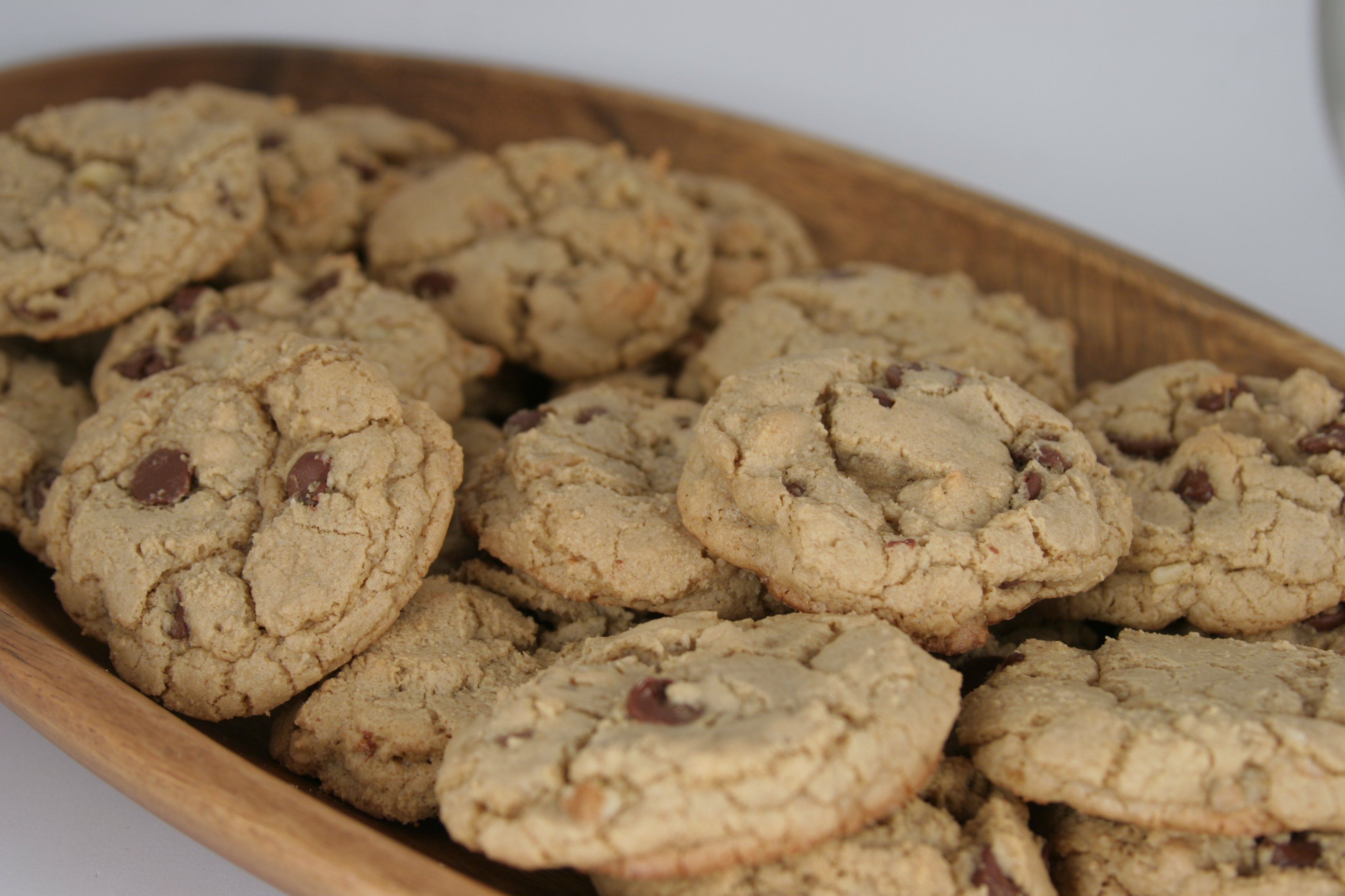 Chocolate Chips Cookies - Gluten Free