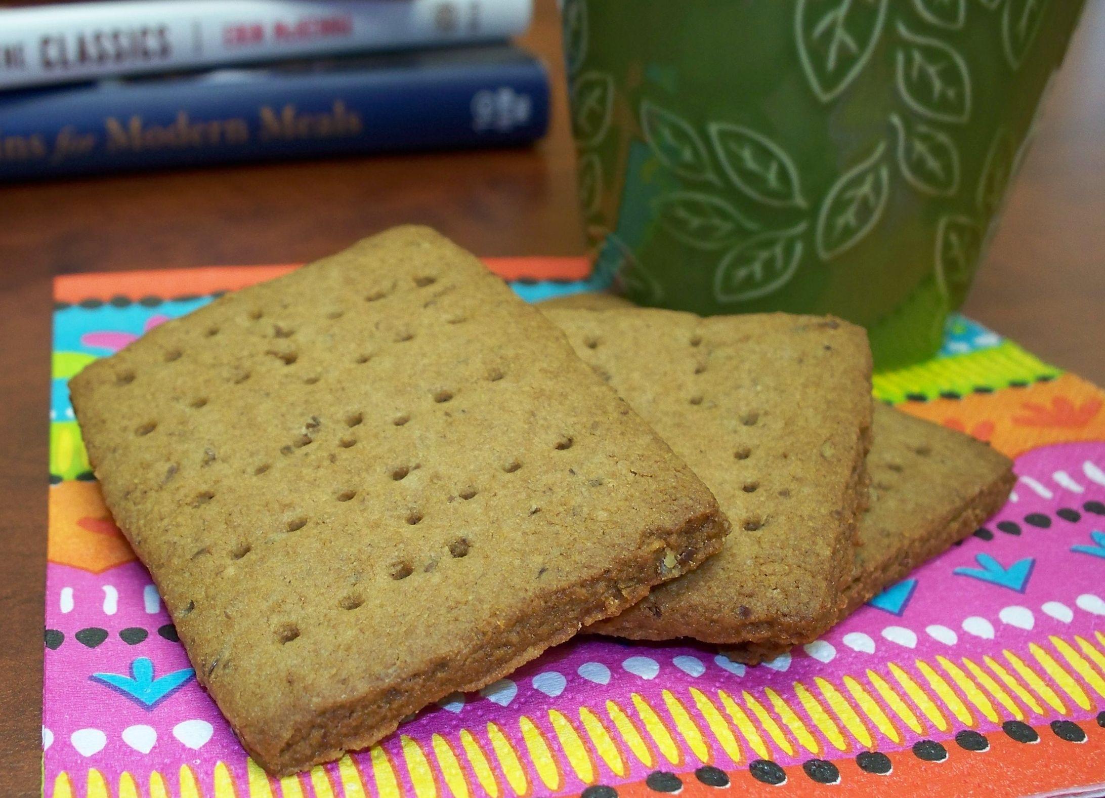 whole wheat graham crackers