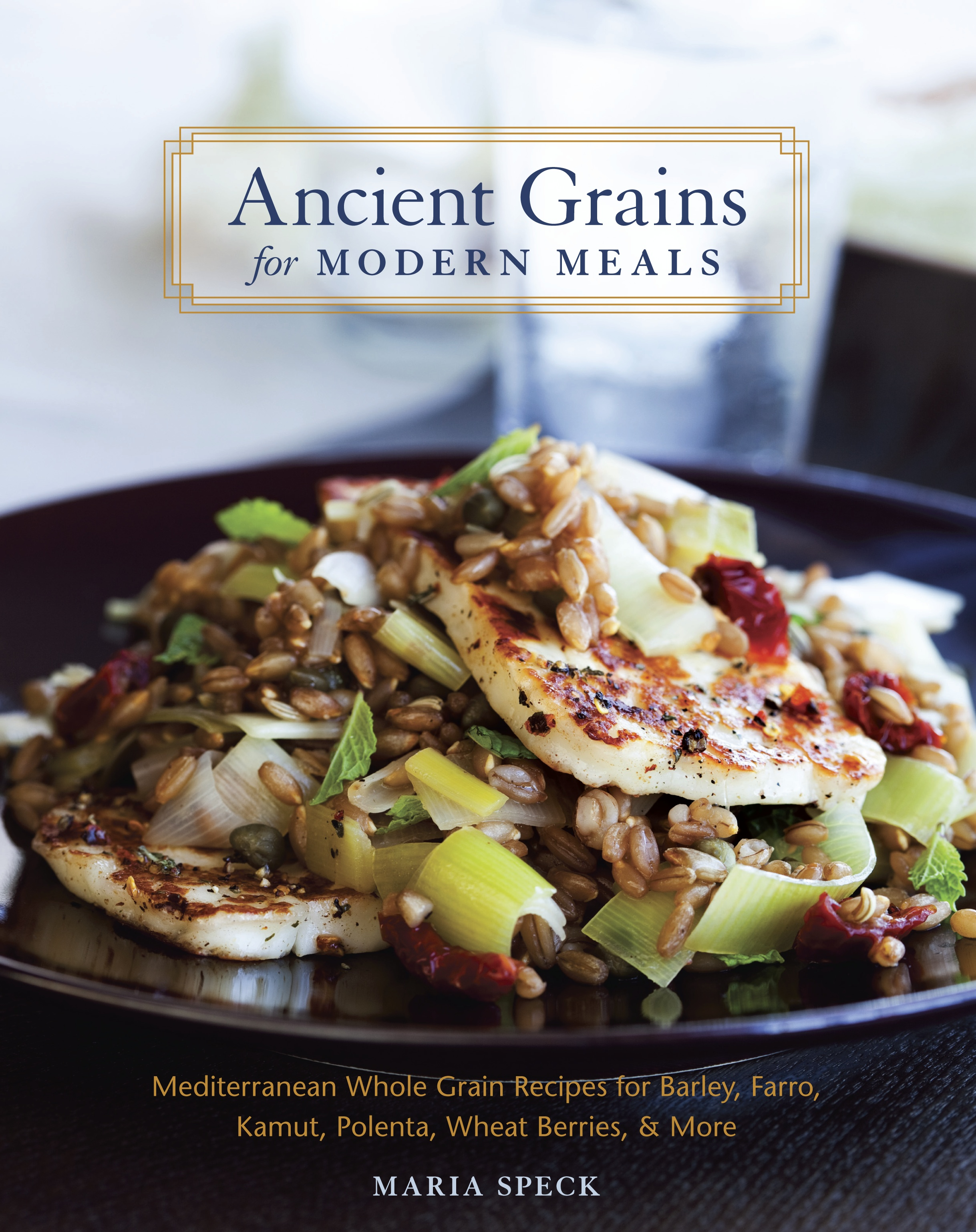 Ancient Grains cover
