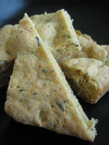 The Food Sensitive Foodie: Polenta Bread (GF, CF)