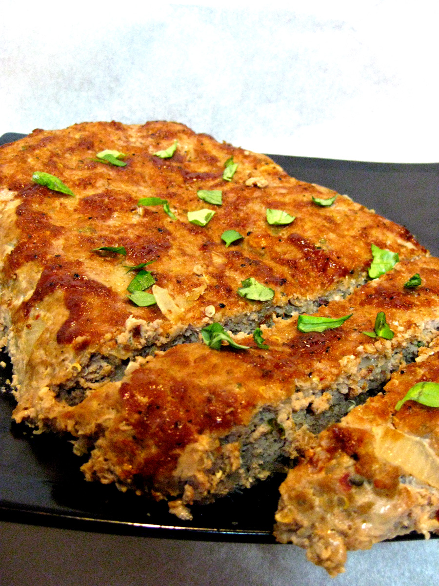 sticky malt loaf quinoa turkey meatloaf i have made my turkey meatloaf ...