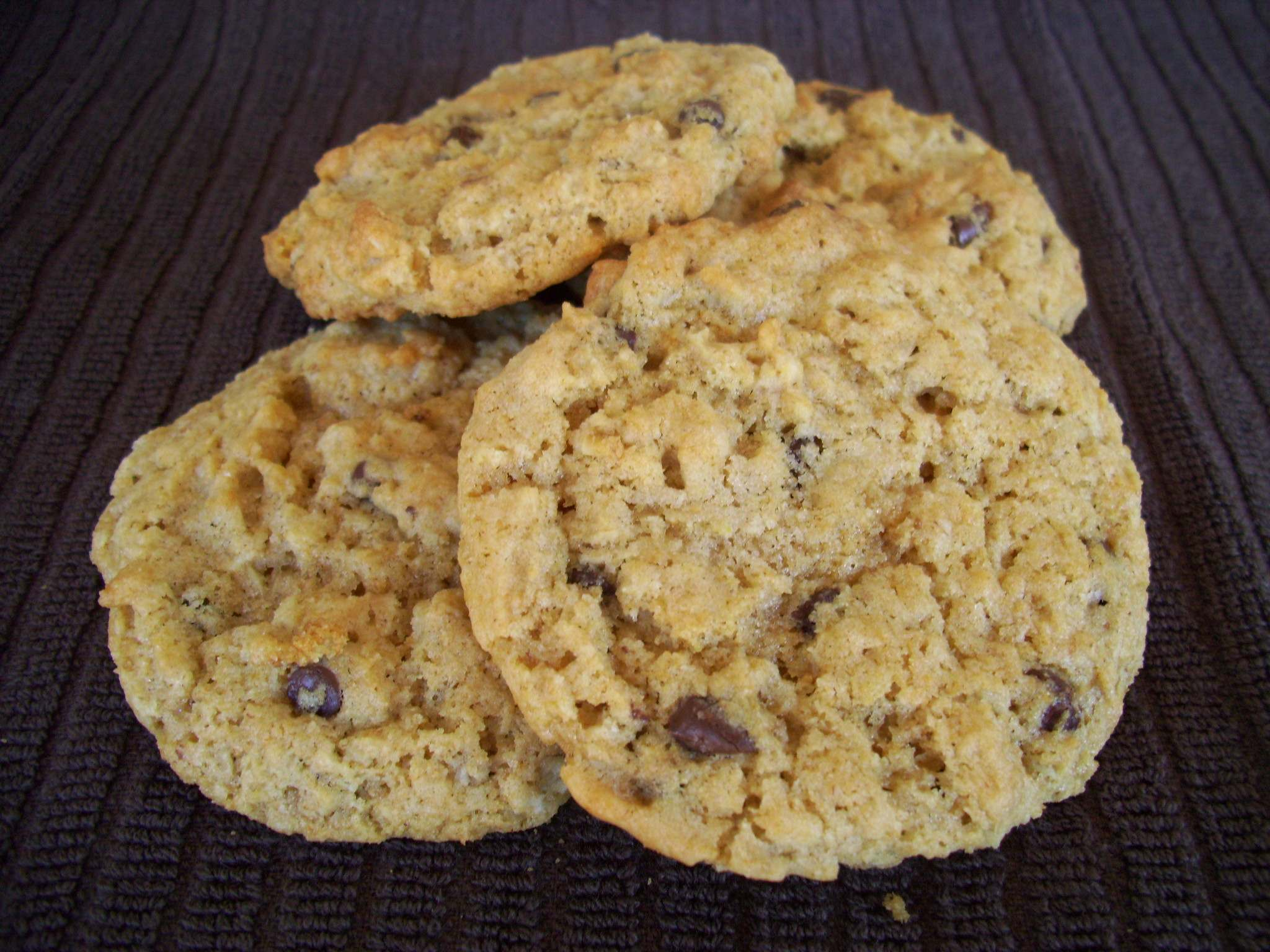 WOW Chocolate Chip Cookies