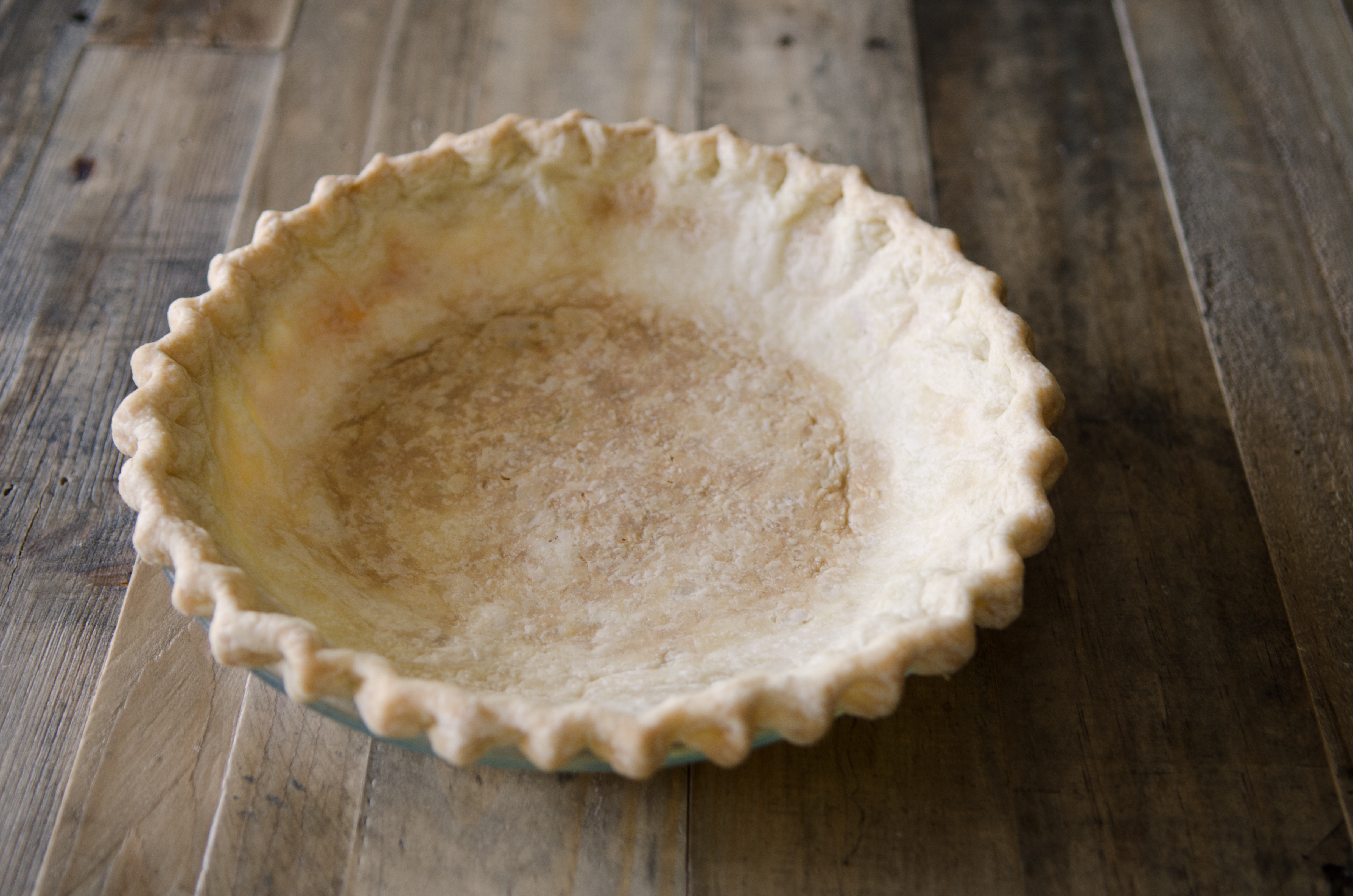 A flaky gluten free pie crust is as easy as pie. // @bobsredmill