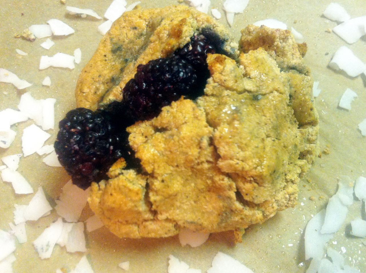 Blackberry Scones with Coconut Flour | Bob's Red Mill Blog