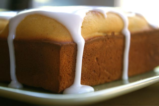 Vanilla Coconut Poundcake