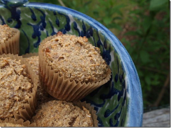 Whole Grain Brunch: Cinnamon Date Muffins | Bob's Red Mill Blog