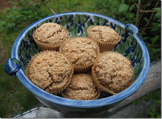 Whole Grain Brunch: Cinnamon Date Muffins | Bob's Red Mill Blog