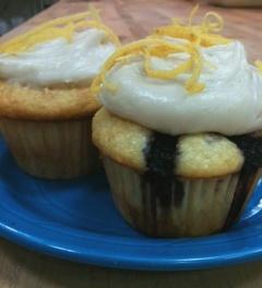 Polenta Cupcake