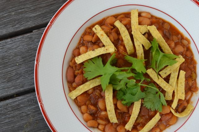 The Jolly Tomato: Fiesta Bean Soup | Bob's Red Mill Blog