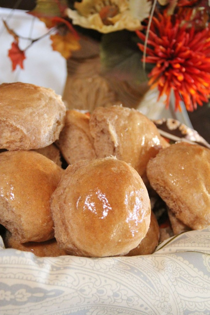 Around My Family Table: Whole Wheat Dinner Rolls - Bob's Red Mill Blog