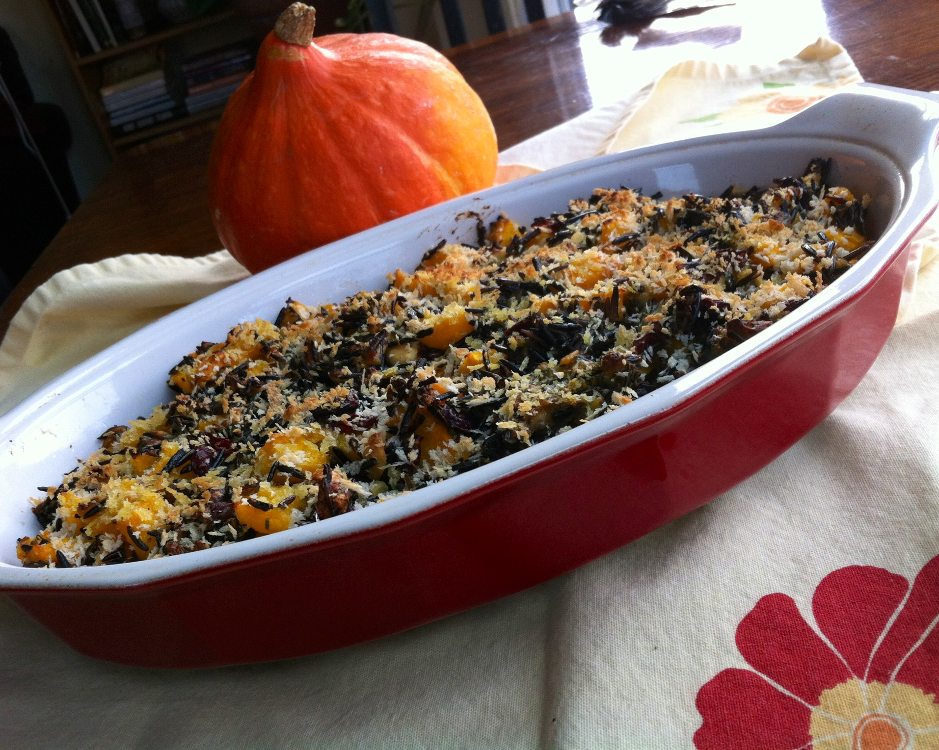 ... With Red Kuri Squash, Cranberries, And Hazelnuts Recipes — Dishmaps