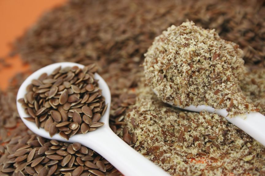 Flaxseeds and Flaxseed Meal
