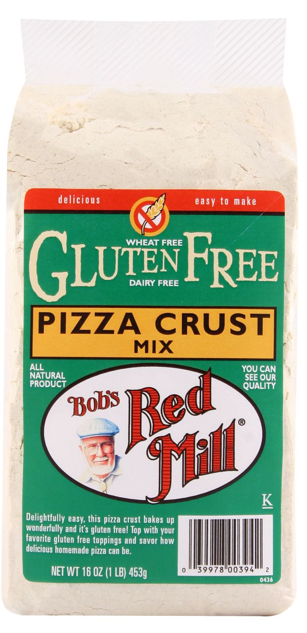Mixing It Up: Gluten Free Pizza Crust - Bob's Red Mill Blog