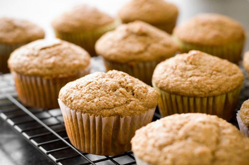 6 Grain Muffins Whole Grain