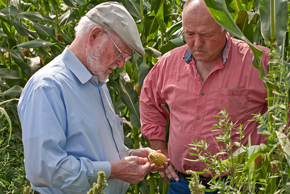 Bob and farmer