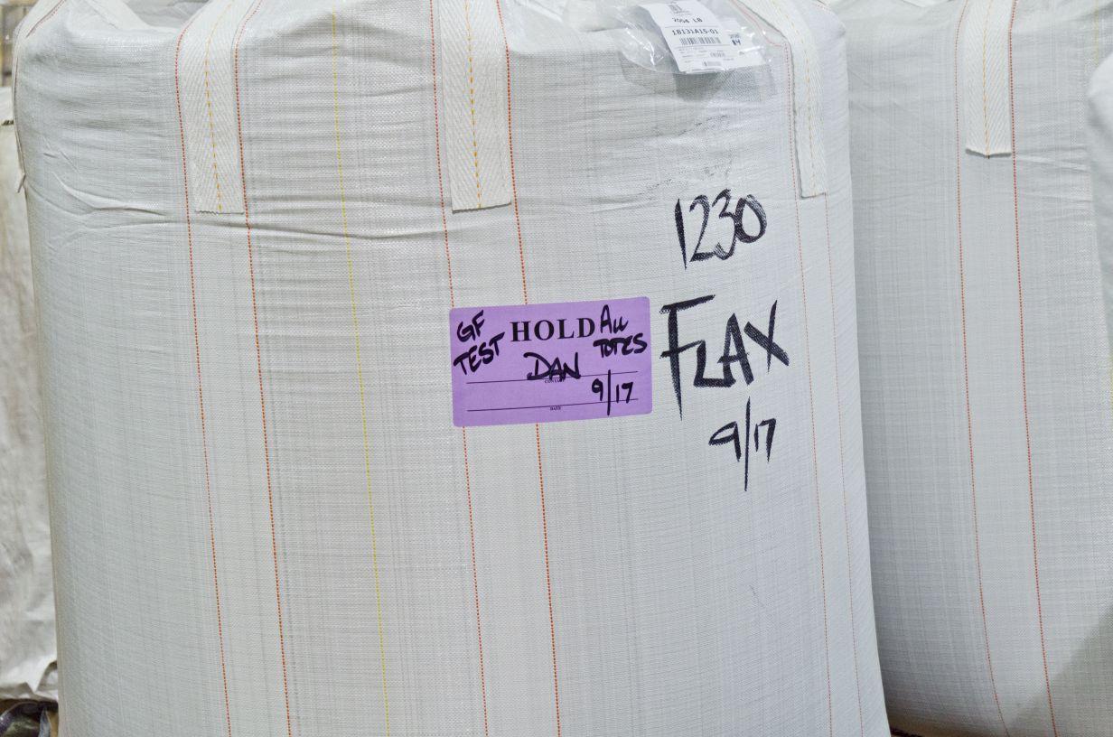 gluten free quality non-GMO flaxseed