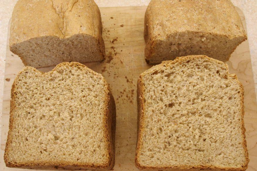 Rye Bread Sponge Starter