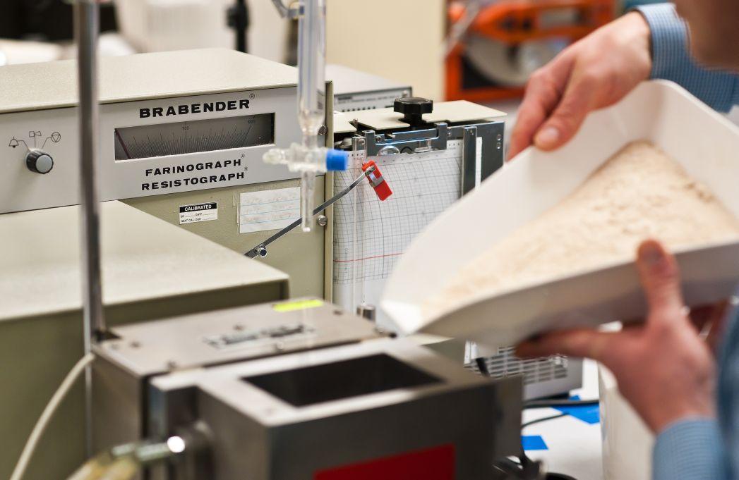 quality non-GMO farinograph