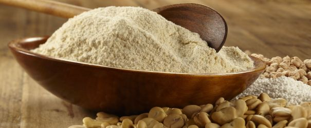 Garbanzo Fava Bean Flour