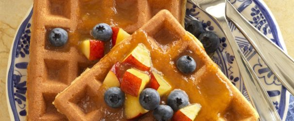 Multi grain Waffles