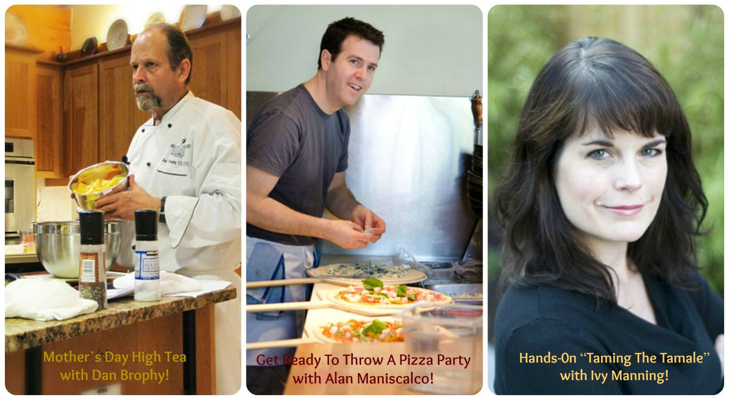 May Cooking Classes at Bob's Red Mill
