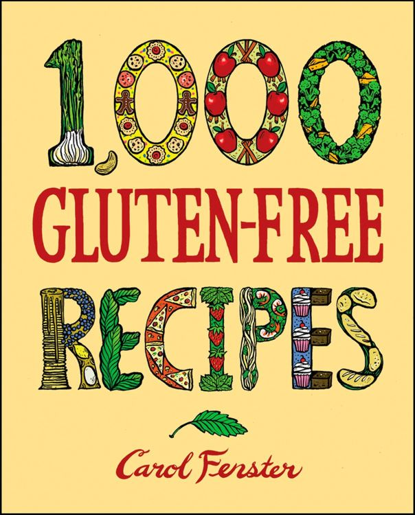 1000 gluten free recipes