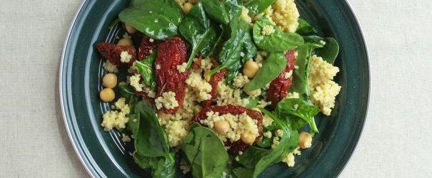Mediterranean Millet Salad1