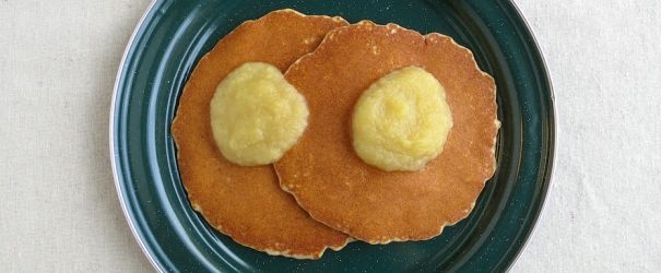 Oatmeal Cinnamon Pancakes2