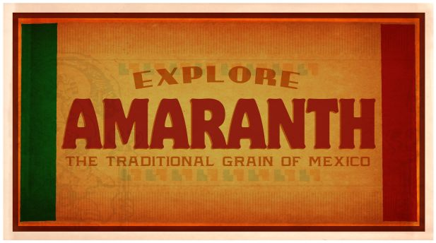 Discover Amaranth