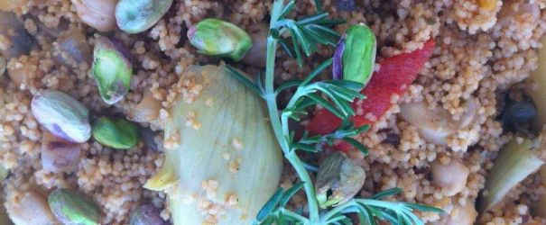 Antipasto Couscous with Chickpeas2