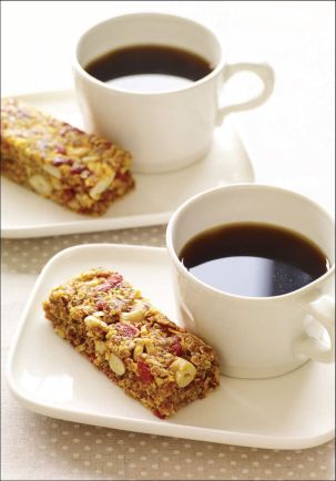 Get Up and Goji Bars