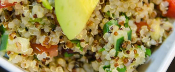 Vegetable Bounty Quinoa1